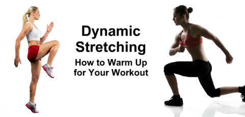 ... the trunk and shoulder swings are great examples of dynamic stretching